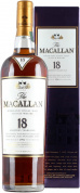 """The Macallan"" Sherry Oak 18YO"