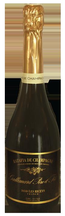 Gallimard Ratafia de Champagne
