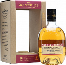 """The Glenrothes"" Vintage Reserve"