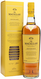 """The Macallan"" Edition №3"