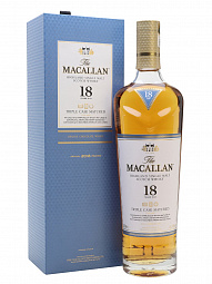 """The Macallan"" Triple Cask Matured 18YO"
