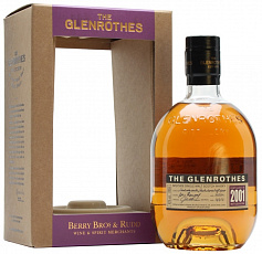 """The Glenrothes"" Single Speyside Malt 2001"