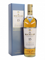 """The Macallan"" Triple Cask Matured 15YO"